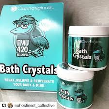 EMU420 BATH CRYSTALS