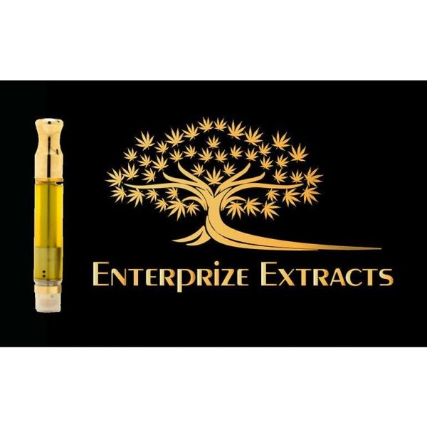 Girl Scout Cookies (GSC) CBD Vape Cartridge by Enterprize Extracts