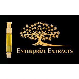 Lemon Haze CBD Vape Cartridge by Enterprize Extracts