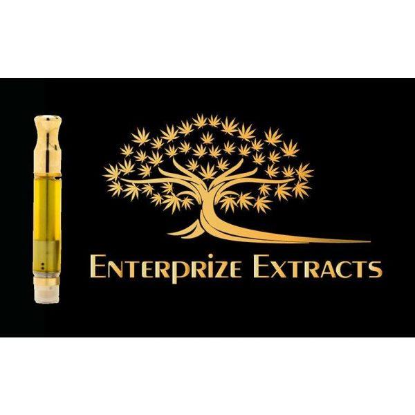 Gorilla Glue CBD Vape Cartridge by Enterprize Extracts