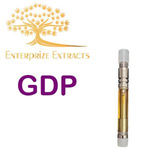 GDP Vape Cartridge by Enterprize Extracts