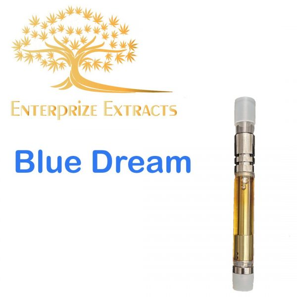 Blue Dream Vape Cartridge by Enterprize Extracts