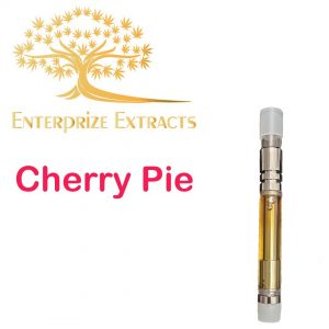 Cherry Pie Vape Cartridge by Enterprize Extracts
