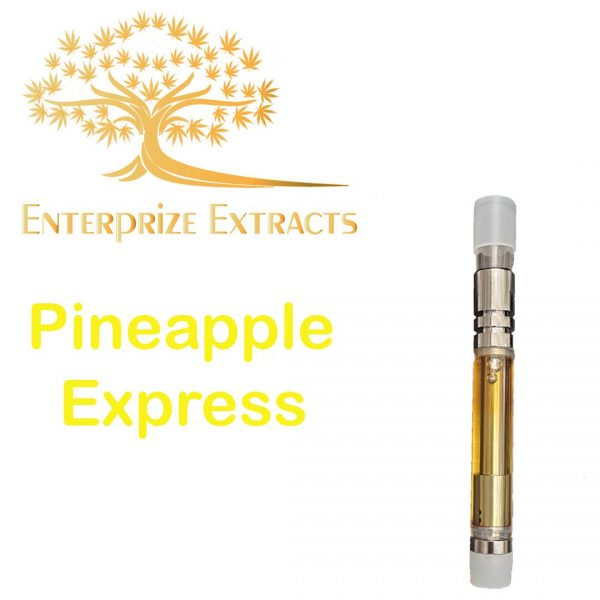 Pineapple Express Vape Cartridge by Enterprize Extracts