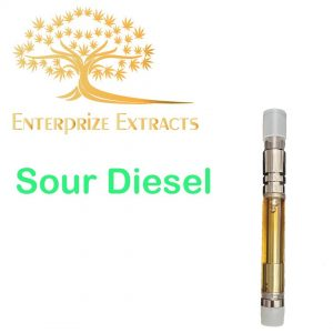 Sour Diesel Vape Cartridge by Enterprize Extracts