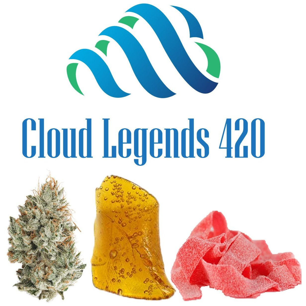 $150 Bundle -- 1/4 of Flower, 2 grams of Wax or Crumble & 800mg THC Syrup -- $30 Savings