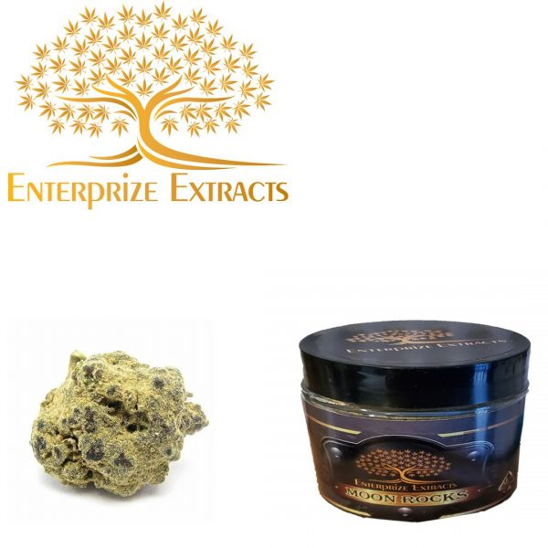***$70 1/8 SALE***GORILLA GLUE #4 Moon Rocks by Enterprize Extracts